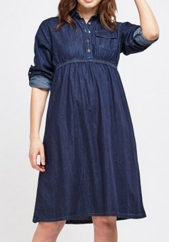 Everything 5 Pounds denim dress